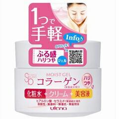 【ウテナ】 シンプルバランス モイストジェル (ハリ・つやタイプ) 100g UTENA 化粧品 コスメ