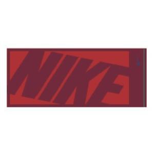 【あす着】ナイキ NIKE ジャガードタオル ミディアム(箱入り) [サイズ:35×80cm] #TW2510-616 スポーツ・アウトドア