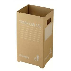 【リス ダンボールゴミ箱】RISU リス ダンボールゴミ箱 70L(2枚組×5セット) インテリア・寝具・収納