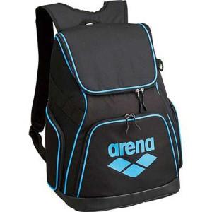 アリーナ ARENA リュック [カラー:ブラック×ブルー] [容量:30L] #ARN-6429-BKBU スポーツ・アウトドア