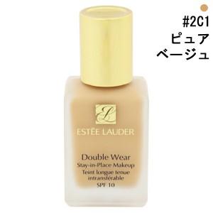 エスティローダー ESTEE LAUDER ダブル ウェア ステイ イン プレイス メークアップ #2C1 ピュアベージュ 30ml 化粧品 コスメ