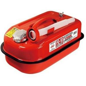 送料無料 【大自工業】ガソリン携行缶 10L #FG‐10 DAIJI INDUSTRY カー用品