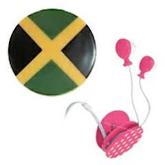 【ビートルズ】 リンダリンダ クリップイヤホンホルダー ジャマイカ BEATLES 電化製品