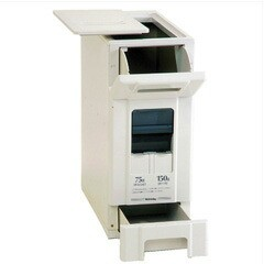 送料無料 【マッキンリー】ライスボックス 12kgタイプ #RN-610/WM MCKINLEY キッチン用品