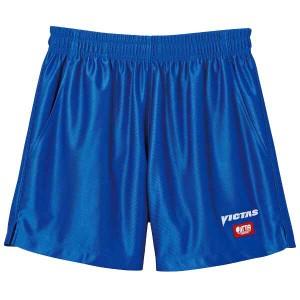 ヴィクタス VICTAS V-SP030 卓球ゲームパンツ [カラー:ブルー] [サイズ:XO] #034551-120 スポーツ・アウトドア