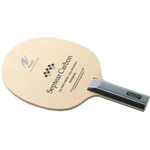 ニッタク セプティアーカーボン ST(ストレート) 卓球ラケット #NC-0412 NITTAKU 送料無料 26%OFF スポーツ・アウトドア