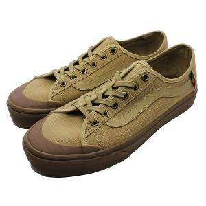 VANS バンズ ボール (ヘンプ) [サイズ:27.5cm(US9.5)] [カラー:カーキ] #VN0A32SB394 靴 VANS BLACK BALL SF (Hemp) Khaki