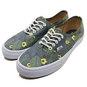 送料無料 バンズ オーセンティック [サイズ:27.5cm(US9.5)] [カラー:ダークスレート] #VN0A38EMMQJ VANS 靴