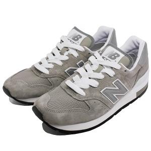 送料無料 ニューバランス M995GR [カラー:グレー] [サイズ:26cm (US8) Dワイズ] NEW BALANCE 靴 New Balance M995GR