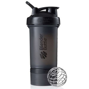 BLENDER BOTTLE ブレンダーボトル プロスタック 22オンス(650ml) [カラー:フルカラーブラック] #BBPSE22-FCBK スポーツ・アウトドア