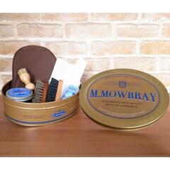 【M.モゥブレィ 靴磨き】M.モゥブレィ セントウィリアムセット M.MOWBRAY 送料無料 靴