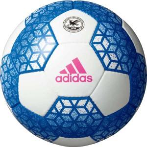 【アディダス】 エース グライダー サッカーボール 5号球 [カラー:ホワイト×ブルー] #AF5622WB ADIDAS スポーツ・アウトドア