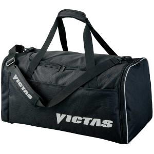ヴィクタス VICTAS 遠征バッグ V-SB024 [カラー:ブラック] [サイズ:縦31×横64×マチ幅32cm(62L)] #042700-0020 スポーツ・アウトドア