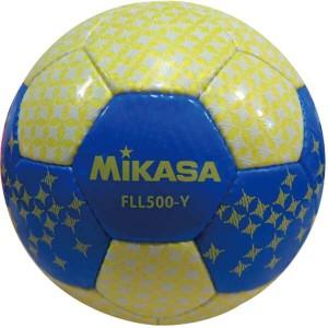 ミカサ FLL500 フットサルボール4号球 検定球 [カラー:イエロー] #FLL500-Y MIKASA 送料無料 スポーツ・アウトドア