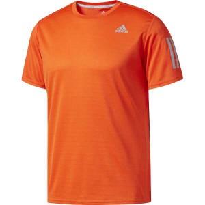 アディダス ADIDAS RESPONSE 半袖TシャツM [サイズ:S] [カラー:エナジー] #NDX88-BP7427 スポーツ・アウトドア