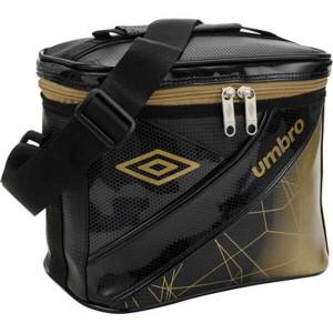 アンブロ UMBRO ラバスポ クーラーバッグ [カラー:ブラック×ゴールド] [サイズ:23×19×14cm] #UJS1722-BKGD スポーツ・アウトドア