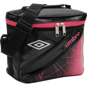 アンブロ UMBRO ラバスポ クーラーバッグ [カラー:ブラック×ピンク] [サイズ:23×19×14cm] #UJS1722-BKPK スポーツ・アウトドア