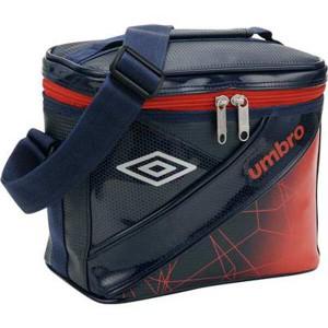アンブロ UMBRO ラバスポ クーラーバッグ [カラー:ネイビー×レッド] [サイズ:23×19×14cm] #UJS1722-NVRD スポーツ・アウトドア