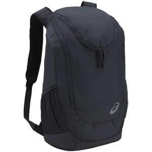 アシックス ASICS バックパック30 [カラー:ブラック×ブラック] [サイズ:W32×H52×D17cm(30L)] #EBA639-9090 スポーツ・アウトドア