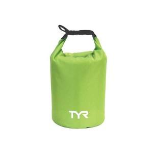 ティア TYR ライトドライバッグS 10L [カラー:グリーン] #LDBS6-GN スポーツ・アウトドア LIGHT DRY BAG