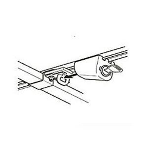 PIAA TERZO ルーフラック用 キーケースセット #EA30K カー用品