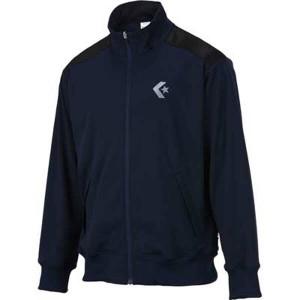 コンバース CONVERSE トラックジャケット(限定品) [サイズ:L] [カラー:ネイビー] #CB272101-2900 スポーツ・アウトドア