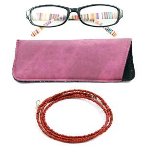 シニアグラス レディース3点セット Reading Glasses(ファッション老眼鏡) [度数:+3.50] #3PR-0012スポーツ・アウトドア