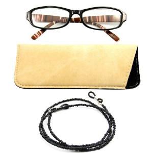 シニアグラス レディース3点セット Reading Glasses(ファッション老眼鏡) [度数:+1.00] #3PR-0013 スポーツ・アウトドア