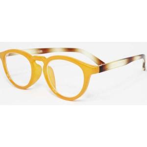 Vannasatch Reading Glasses(ファッション 老眼鏡) [度数:+2.50] [カラー:シャイニーアンバー] #VSR-30051スポーツ・アウトドア
