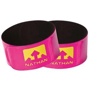ネイサン NATHAN リフレックス [カラー:ハイビズピンク] [サイズ:フリー] #NS1013-0118 2個入り スポーツ・アウトドア