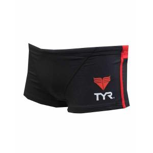 【ティア】 ショートボクサー メンズ ライフガード [サイズ:XL] [カラー:ブラック] #BSURF-10M-BK TYR スポーツ・アウトドア