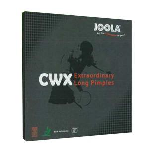 【ヨーラ】 卓球粒高一枚ラバー CWX [サイズ:OX] [カラー:ブラック] #71241 JOOLA スポーツ・アウトドア JOOLA CWX