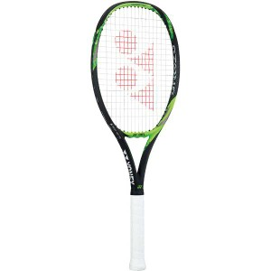 送料無料 【ヨネックス】 硬式テニスラケット Eゾーン ライト(ガットなし) [サイズ:G0] [カラー:ライムグリーン] #17EZL-008 YONEX