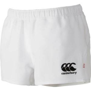 カンタベリー ラグビーショーツ(スタンダードタイプ)(メンズ) [サイズ:S] [カラー:ホワイト] #RG26010-10 CANTERBURY 送料無料
