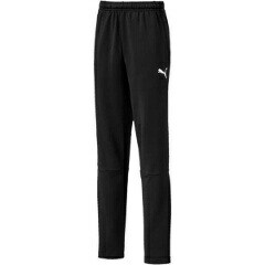 PUMA LIGA トレーニング パンツ ジュニア [サイズ:150] [カラー:ブラック×プーマホワイト] #655866-03 スポーツ・アウトドア