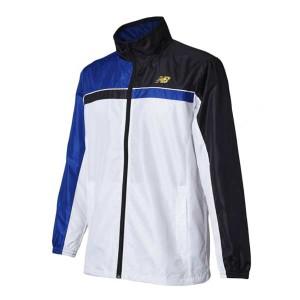 送料無料 【ニューバランス】ベーシックウインドジャケット [サイズ:M] [カラー:チームロイヤル] #JMJT7613-TRY NEW BALANCE