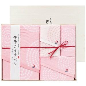 【犬飼タオル】 今治タオル タオルセット IM6027 INUKAITOWEL 衣料品・布製品・服飾用品