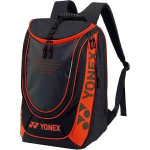 ヨネックス YONEX バックパック(テニスラケット2本収納可) [カラー:オレンジ] [サイズ:33×23×47cm(32L)] #BAG1848-005