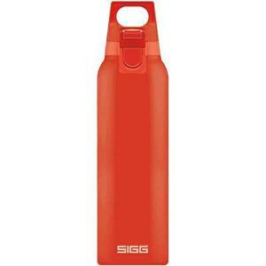 送料無料 【シグ】保温・保冷ボトル ホット&コールド ワン ルシッド 0.5L [カラー:スカーレット] [容量:500ml] #13032 SIGG
