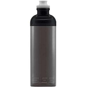 送料無料 【シグ】セクシーボトル 0.6L [カラー:アントラサイト] [容量:600ml] #13045 SIGG スポーツ・アウトドア