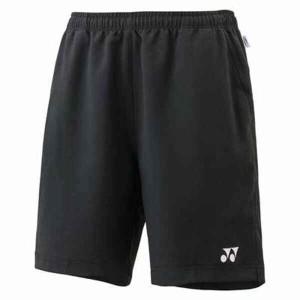 ヨネックス スポーツウェア ベリークール ハーフパンツ(ユニセックス) [カラー:ブラック] [サイズ:S] #1550 YONEX 送料無料