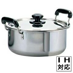 江部松商事 EBEMATU SYOUJI EBM モリブデン 実用鍋(両手) 24cm キッチン用品