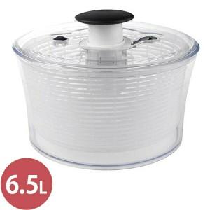 【オクソー】 OXO サラダスピナー クリア 大 1351580 OXO キッチン用品