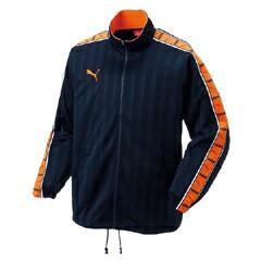 プーマ トレーニングジャケット #862216 [カラー:(75)NV×ORG] [サイズ:M] PUMA 送料無料 スポーツ・アウトドア