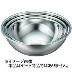 日本メタルワークス NIHON METAL WORKS IKD 18-8 抗菌 ミキシングボール 42cm キッチン用品
