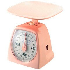 7%OFF 送料無料 タニタ クッキングスケール タニハンド 2kg No.1437 ピンク TANITA キッチン用品