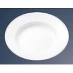 エンテック ENTEC PPスープ皿 No.1716W ホワイト キッチン用品