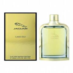 ジャガー クラシック ゴールド オーデトワレ・スプレータイプ 100ml JAGUAR 香水 フレグランス JAGUAR CLASSIC GOLD