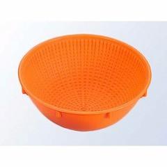 サーモハウザー TH PP製 丸型 醗酵カゴ 48719 オレンジ φ220 THERMOHAUSER 送料無料 18%OFF キッチン用品