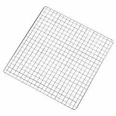 江部松商事 EBEMATU SYOUJI EBM 18-8 角型 クリンプ目 焼アミ 30cm キッチン用品